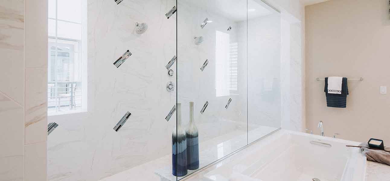 Shower Glass Enclosures - Homesite Services. Inc.